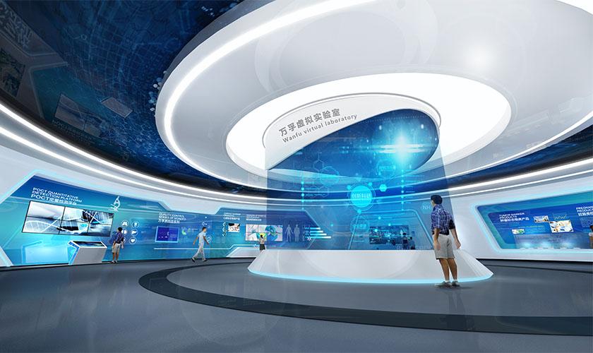 企业数字化展厅
