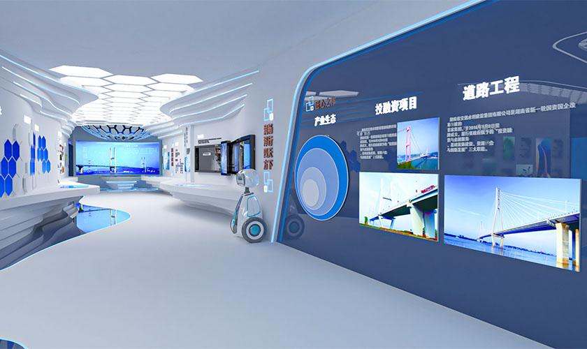 水建集团科技展厅