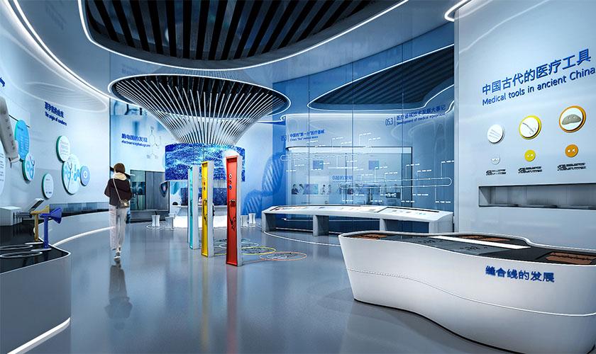医疗器械科技展馆