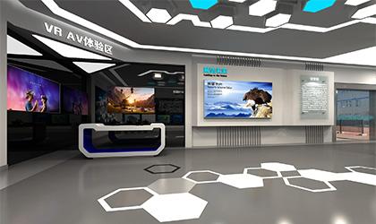 企业展厅设计如何省时省力完成?