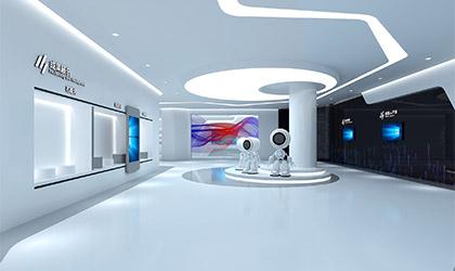 企业展厅设计费用怎么收?